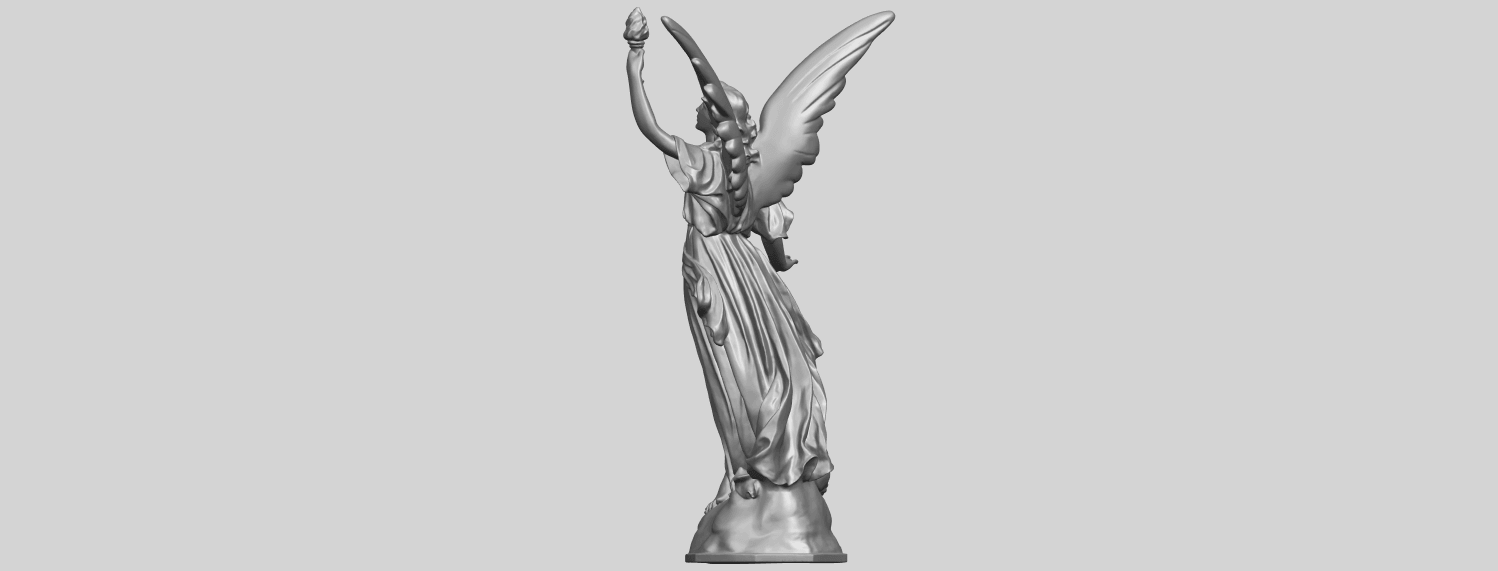 17_TDA0202_Statue_01_-88mmA05.png Download free STL file Statue 01 • Object to 3D print, GeorgesNikkei