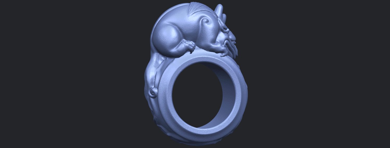 07_TDA0504_Pi_Xiu_RingB06.png Télécharger fichier STL gratuit Bague Pi Xiu Ring • Modèle à imprimer en 3D, GeorgesNikkei