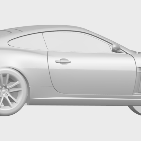 58_TDB003_1-50_ALLA06.png Download free STL file Jaguar X150 Coupe Cabriolet 2005 • 3D printing template, GeorgesNikkei