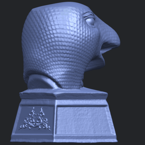 19_TDA0513_Chinese_Horoscope_of_Snake.02B08.png Download free STL file Chinese Horoscope of Snake 02 • 3D printer design, GeorgesNikkei
