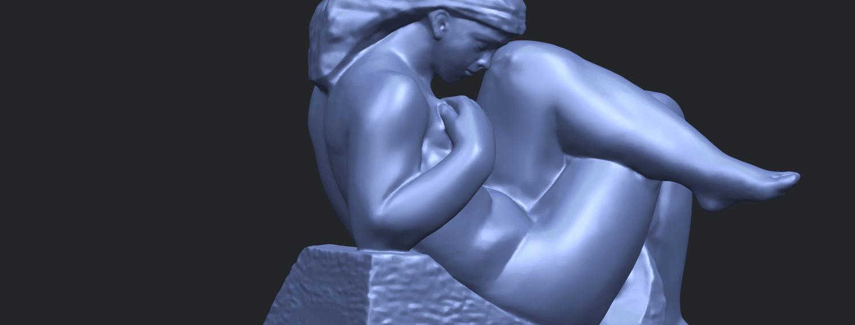 20_TDA0170_Naked_Girl_(xiii)_88mmA10.png Download free STL file Naked Girl 13 • 3D print design, GeorgesNikkei