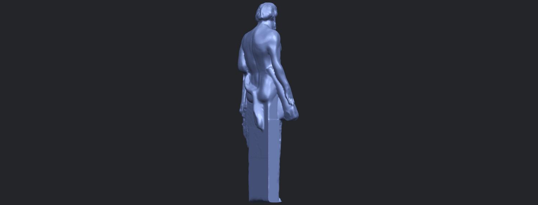 24_TDA0466_Sculpture_of_a_man_02_ex500B08.png Download free STL file Sculpture of a man 03 • 3D print model, GeorgesNikkei