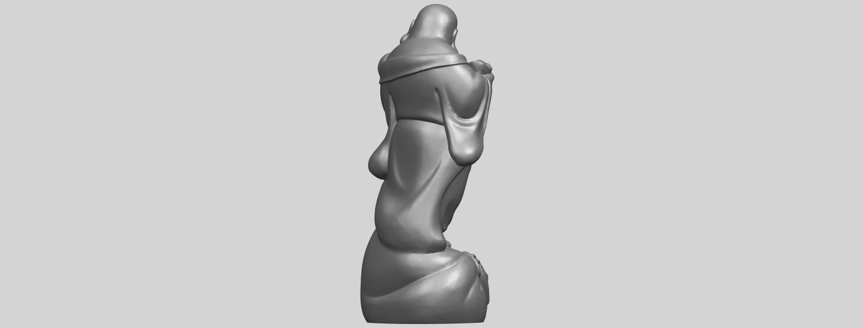 03_Metteyya_Buddha_04_88mmA08.png Download free STL file Metteyya Buddha 04 • 3D printable object, GeorgesNikkei
