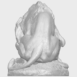 16_Lion_(iii)_with_snake_60mm-A04.png Télécharger fichier STL gratuit Lion 03 - avec serpent • Modèle imprimable en 3D, GeorgesNikkei