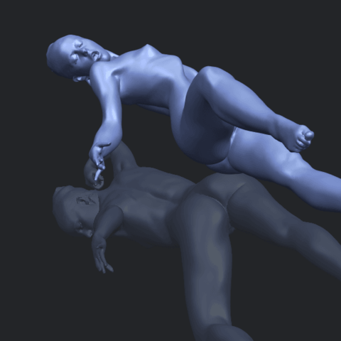 01_TDA0278_Naked_Girl_A05B00-1.png Download free STL file Naked Girl A05 • 3D printer template, GeorgesNikkei