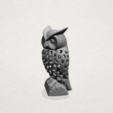 Download free 3D printing models Voronoi Owl, GeorgesNikkei
