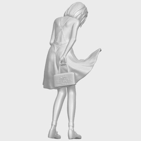 TDA0715_Beautiful_Girl_15A08.png Télécharger fichier STL gratuit Belle Fille 15 ans • Plan pour impression 3D, GeorgesNikkei