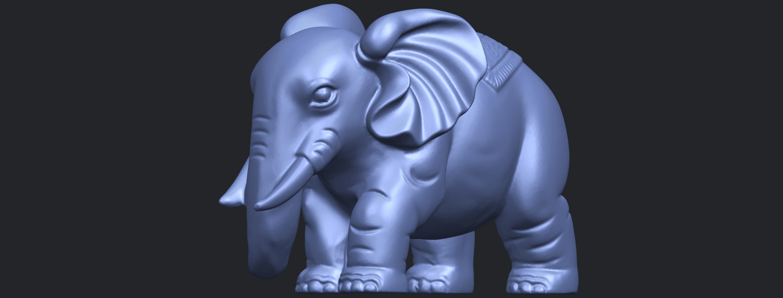 Elephant_03_-122mmB03.png Download free STL file Elephant 03 • 3D printable design, GeorgesNikkei