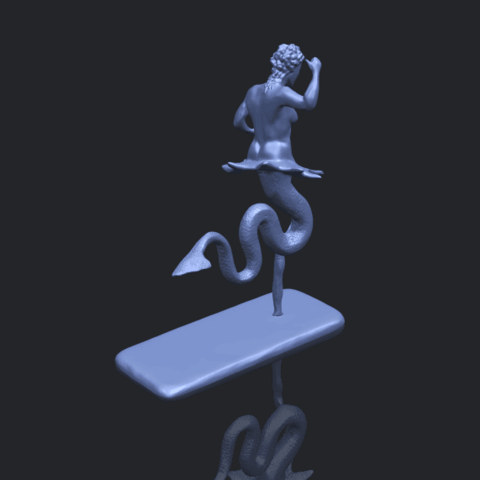 03_TDA0224_Ophidian_-88mmB00-1.png Download free STL file Ophidian • 3D printing template, GeorgesNikkei
