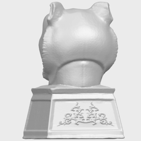 15_TDA0510_Chinese_Horoscope_of_Tiger_02A06.png Download free STL file Chinese Horoscope of Tiger 02 • 3D print object, GeorgesNikkei