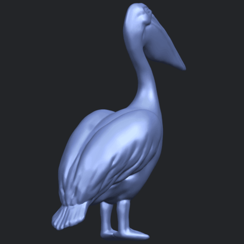 02_TDA0596_PelicanB05.png Download free STL file Pelican • 3D print model, GeorgesNikkei