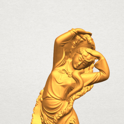 TDA0450 Fairy 05 A06.png Download free STL file Fairy 05 • 3D print model, GeorgesNikkei