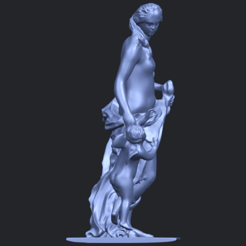 08_Mother_and_Child_v_80mmB09.png Download free STL file Mother and Child  05 • 3D printable model, GeorgesNikkei