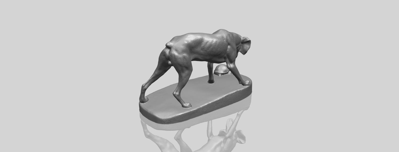11_Dog_i_62mmA00-1.png Télécharger fichier STL gratuit Chien 01 • Plan pour impression 3D, GeorgesNikkei
