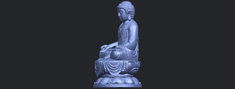 01_TDA0174_Gautama_Buddha_(ii)__88mmB03.png Download free STL file Gautama Buddha 02 • 3D print template, GeorgesNikkei