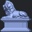 01_TDA0499_Lion_04B04.png Download free STL file Lion 04 • Template to 3D print, GeorgesNikkei