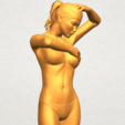 08.png Download free STL file Naked Girl D03 • 3D printing template, GeorgesNikkei