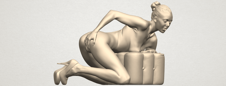 TDA0284 Naked Girl B01 09.png Télécharger fichier STL gratuit Fille nue B01 • Design à imprimer en 3D, GeorgesNikkei