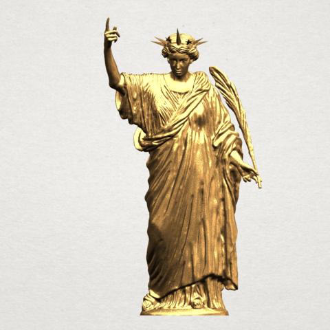 free 3d print files statue of liberty cults