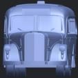 Télécharger plan imprimante 3D gatuit Mercedes Benz O6600 Autobus 1950, GeorgesNikkei