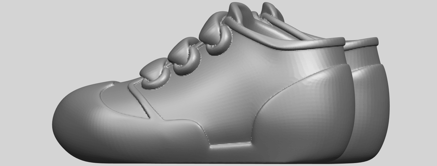 01_TDA0322_Shoe_01A04.png Download free STL file Shoe 01 • 3D printable design, GeorgesNikkei