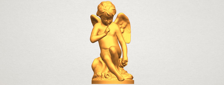 A01.png Télécharger fichier STL gratuit Cupidon 01 • Modèle à imprimer en 3D, GeorgesNikkei