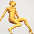 Impresiones 3D gratis Chica desnuda G04, GeorgesNikkei