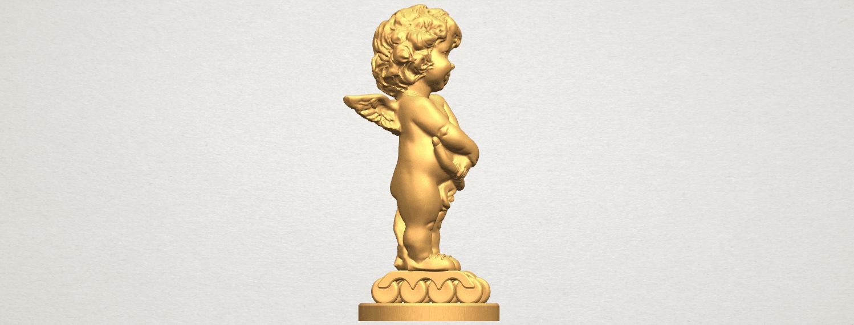 TDA0479 Angel Baby 02 A05.png Télécharger fichier STL gratuit Bébé Ange 02 • Plan pour imprimante 3D, GeorgesNikkei