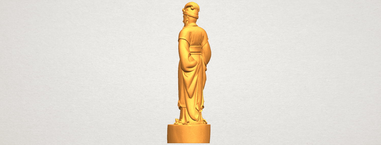 TDA0342 Zhu Ge Liang Kong Ming A04.png Télécharger fichier STL gratuit Zhu Ge Liang Kong Ming Kong Ming • Modèle imprimable en 3D, GeorgesNikkei