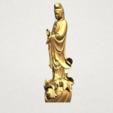 Download free 3D printing files Avalokitesvara Bodhisattva - Standing 01, GeorgesNikkei