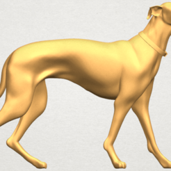 Free 3d model Skinny Dog 02, GeorgesNikkei