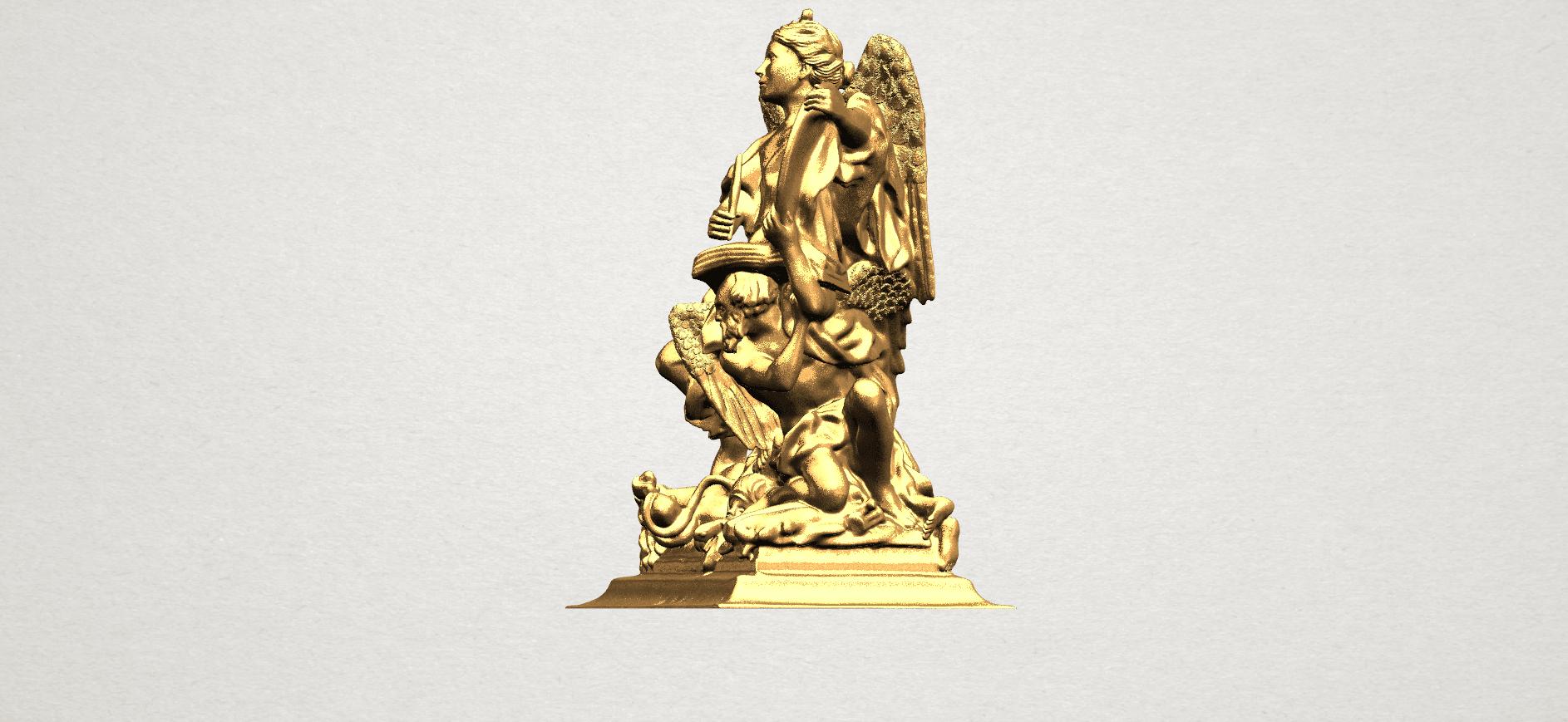 Angel (vi) - A03.png Télécharger fichier STL gratuit Ange 06 • Modèle pour imprimante 3D, GeorgesNikkei