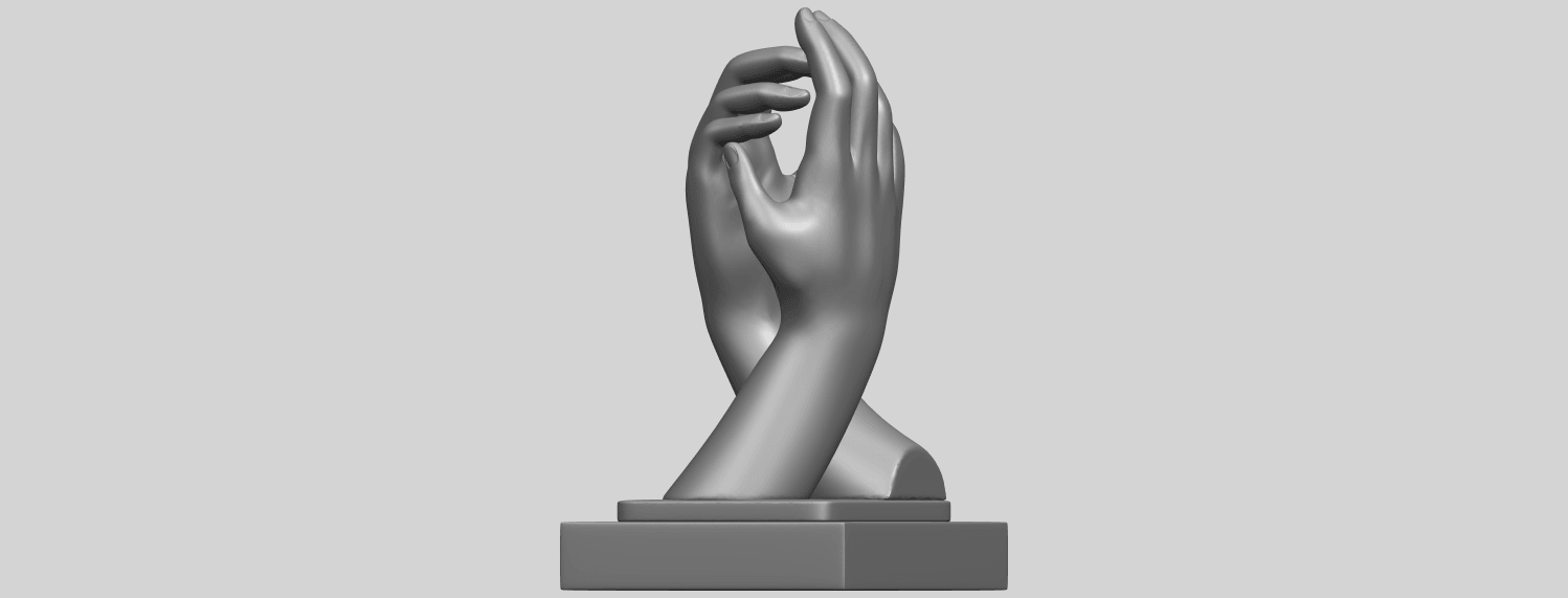 TDA0757_Hands_02A02.png Download free STL file Hands 02 • Model to 3D print, GeorgesNikkei
