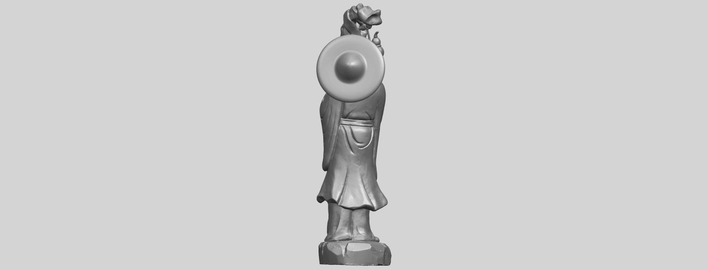 10_TDA0338_Da_Mo_ivA07.png Télécharger fichier STL gratuit Da Mo 04 • Design pour imprimante 3D, GeorgesNikkei