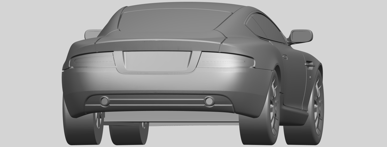 03_TDB006_1-50_ALLA04.png Download free STL file Aston Martin DB9 Coupe • 3D printer template, GeorgesNikkei