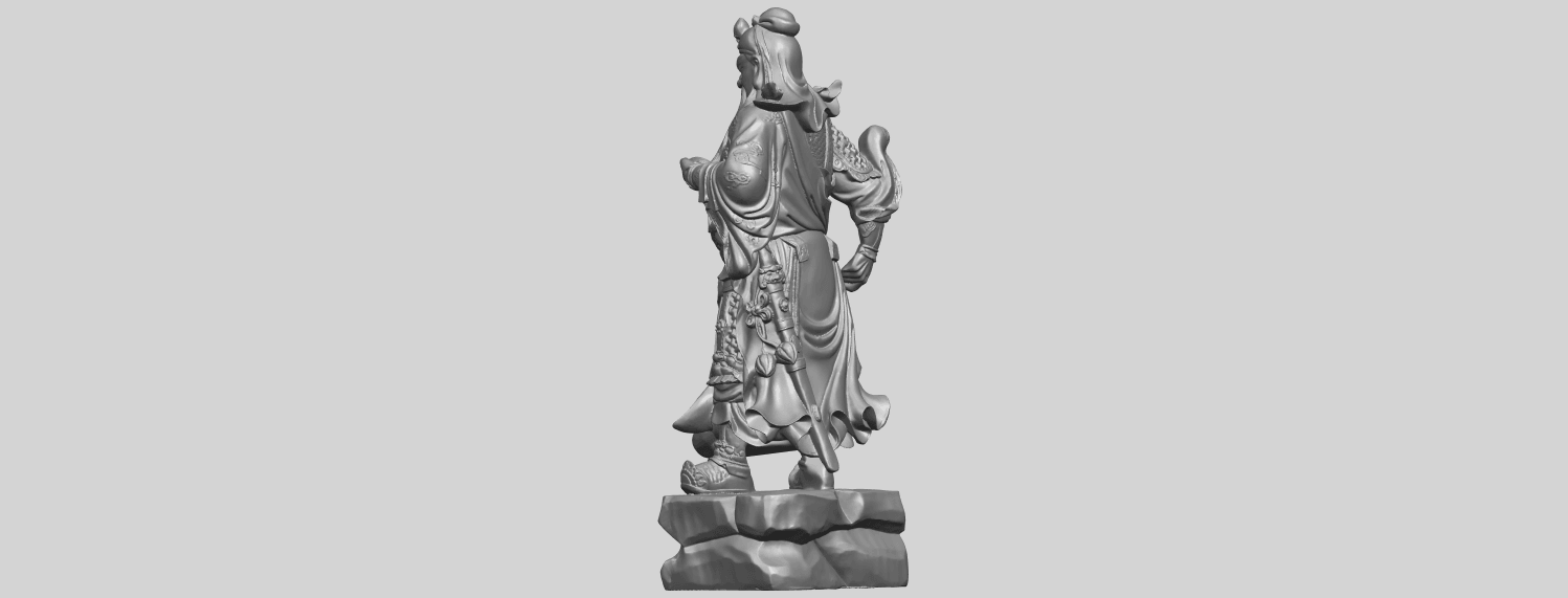 03_TDA0330_Guan_Gong_iiiA05.png Download free STL file Guan Gong 03 • 3D printable template, GeorgesNikkei