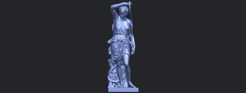 06_TDA0257_Female_WarriorB01.png Download free STL file Female Warrior • 3D print model, GeorgesNikkei