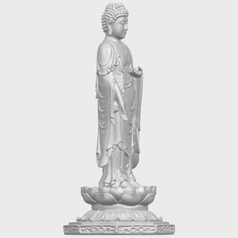 10_TDA0176_Gautama_Buddha_Standing_iiiA02.png Download free STL file Gautama Buddha Standing 03 • 3D printing design, GeorgesNikkei