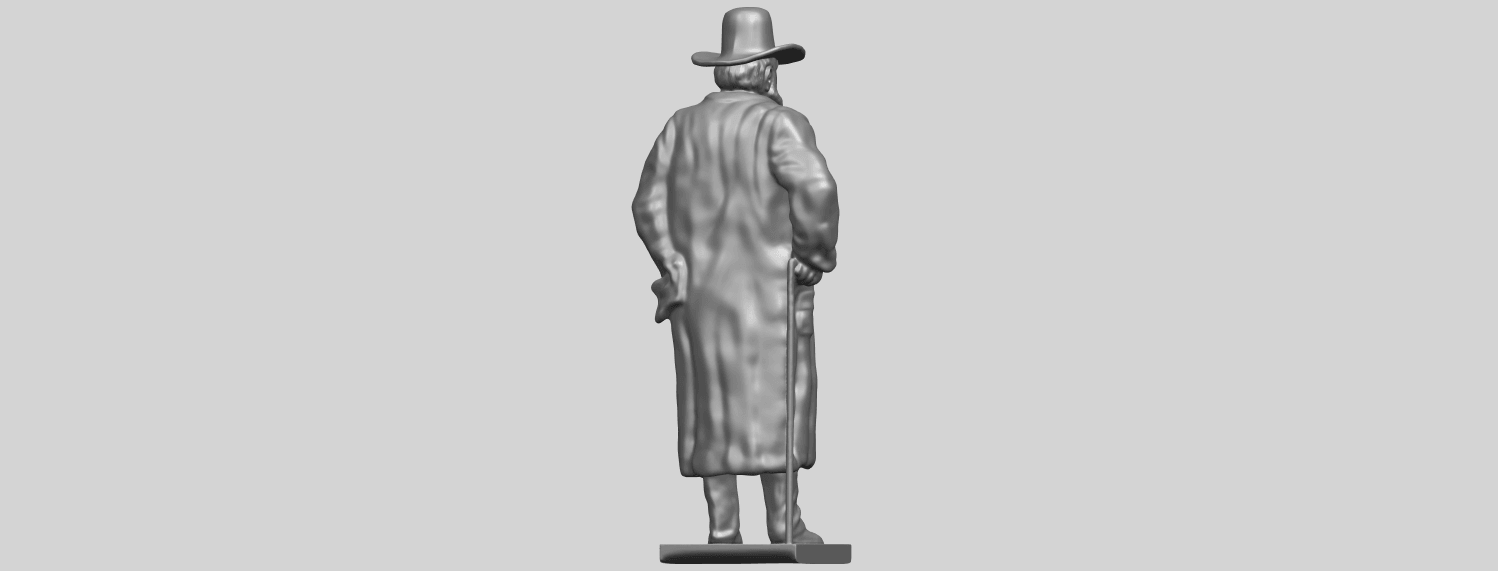 08_TDA0210_Sculpture_of_a_man_88mmA07.png Download free STL file Sculpture of a man 02 • Object to 3D print, GeorgesNikkei