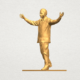 TDA0622 Sculpture of a man 04 A02.png Download free STL file Sculpture of a man 04 • 3D printer model, GeorgesNikkei