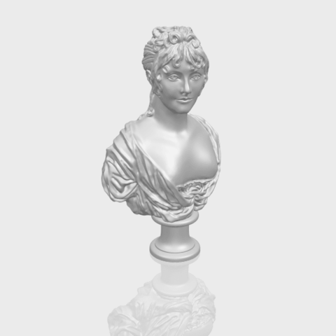24_TDA0201_Bust_of_a_girl_01A00-1.png Download free STL file Bust of a girl 01 • Object to 3D print, GeorgesNikkei