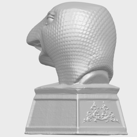 19_TDA0513_Chinese_Horoscope_of_Snake.02A05.png Download free STL file Chinese Horoscope of Snake 02 • 3D printer design, GeorgesNikkei