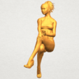 A05.png Download free STL file Naked Girl H06 • Object to 3D print, GeorgesNikkei