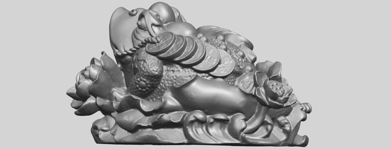 21_TDA0336_The_Golden_ToadA02.png Download free STL file The Golden Toad • 3D printer design, GeorgesNikkei