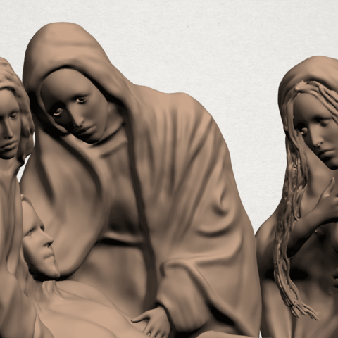 Villagers A10.png Download free STL file Villagers • 3D printing object, GeorgesNikkei
