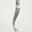 Download free STL file Table Leg 01, GeorgesNikkei