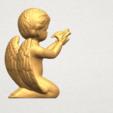 Descargar Modelos 3D para imprimir gratis Angel Baby 05 gratis, GeorgesNikkei