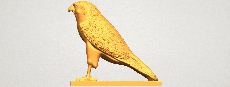A01.png Télécharger fichier STL gratuit Aigle 04 • Design imprimable en 3D, GeorgesNikkei