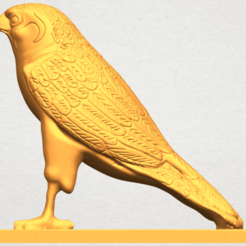 Free 3d printer model Eagle 04, GeorgesNikkei