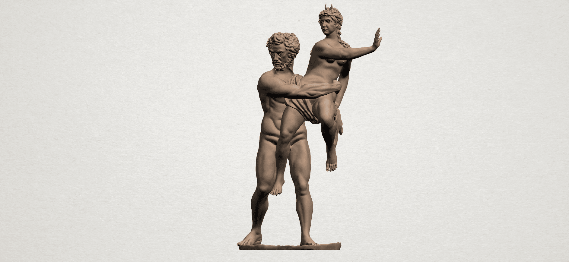 Naked Couple (iv) A08.png Download free STL file Naked Couple 04 • 3D printable model, GeorgesNikkei